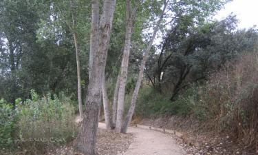Bocairent:  paseo por el rio Clarià