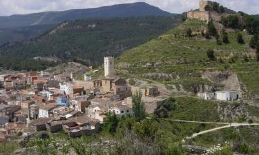 Jalance:  Pequeño municipio del interior de la Comunidad Valenciana de unos 1000 habitantes, rodeado de zonas montañosas de gran valor paisajístico.