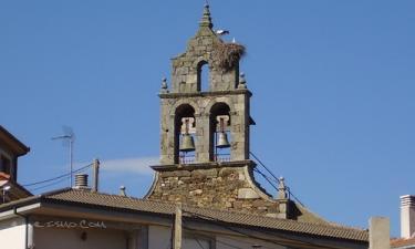 Las Torres de Aliste