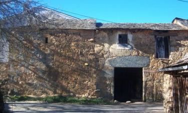 Rioconejos:  Arquitectura típica de la zona