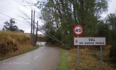 Val de Santa María: