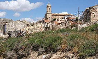 Puebla de Albortón