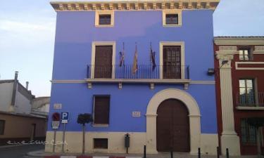 Pueblo Torres de Berrellén