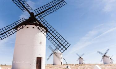 Ruta del Quijote en Tierras de San Juan