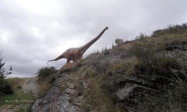 Ruta de los Dinosaurios por Soria
