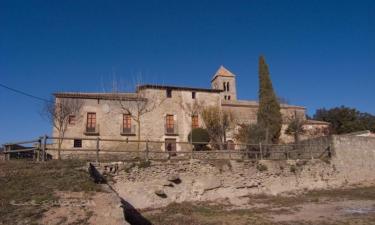 Listado alojamientos rurales en Comarca de Osona