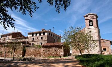 Listado alojamientos rurales en Valle de Ocón