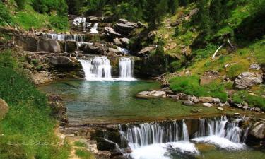 Listado alojamientos rurales en Parque nacional de Ordesa y Monte Perdido