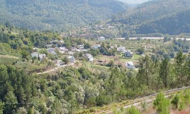 Listado alojamientos rurales en Comarca de Quiroga