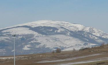 Listado alojamientos rurales en La montaña de Gorbea