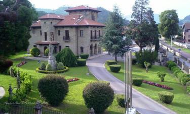 Listado alojamientos rurales en Los Valles Pasiegos