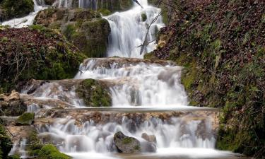 Listado alojamientos rurales en Cascadas de Las Pisas