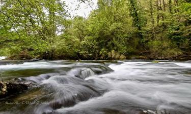 Listado alojamientos rurales en Parque Natural de Hoces del Alto Ebro y Rudrón