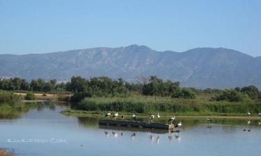 Parque natural Aiguamolls de l'Emporda
