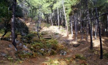 Reserva Natural del Valle de Iruelas