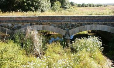 Listado alojamientos rurales en Sierra de San Pedro