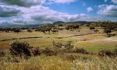 Listado alojamientos rurales en Parque Natural de Aracena y Picos de Aroche