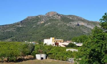Valle de La Marxuquera