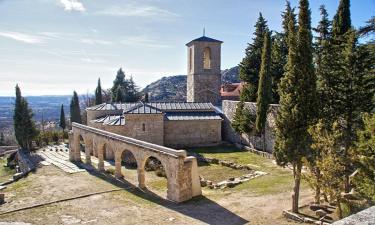 Rutas por los Monasterios de Madrid