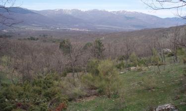 Ruta por El Valle del Lozoya