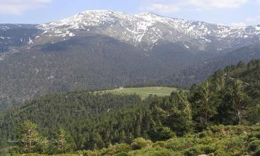 Sierra de Madrid