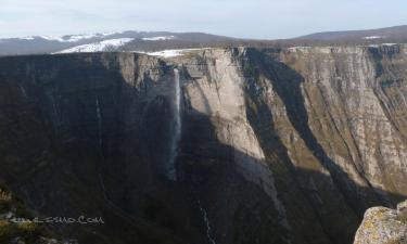 Ruta por El Monte Santiago