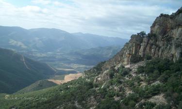 Listado alojamientos rurales en El Valle de Alcudia