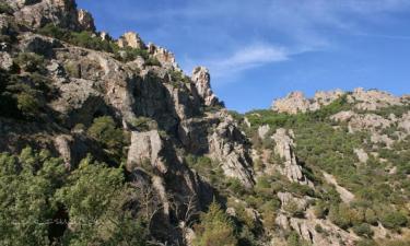 Listado alojamientos rurales en Parque Natural de Cornalvo
