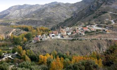 Listado alojamientos rurales en Valles del Jubera, Leza, Cidacos y Alhama