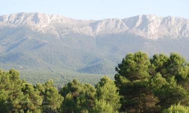Parque Natural de Sierra María-Los Vélez