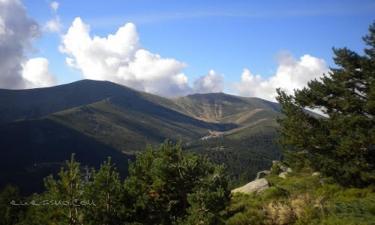 Listado alojamientos rurales en Ruta por La Sierra de Francia