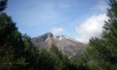 Ruta por La Sierra Mágina
