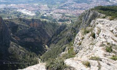 Parque Natural del Carrascal de la Font Roja