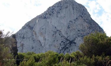Listado alojamientos rurales en Parque Natural del Peñagolosa