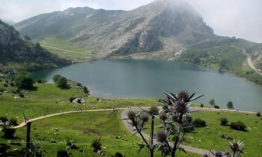 Listado alojamientos rurales en Picos de Europa