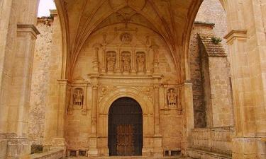 De Villalaín a Medina de Pomar