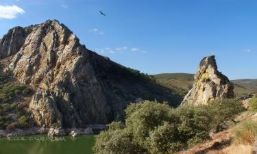 Listado alojamientos rurales en Parque Nacional de Monfrague