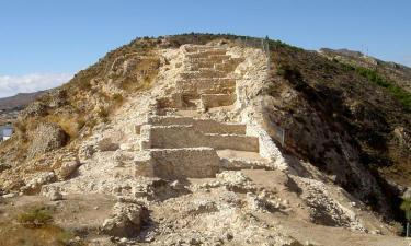Poblado íbero-romano de El Monastil