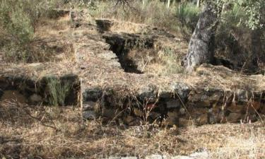 Ruinas de la basílica del cerro del Germo