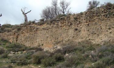 Ruinas de la fortaleza mozárabe