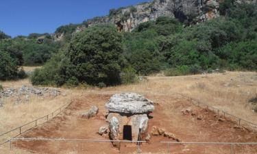 Necrópolis Megalítica Las Peñas de los Gitanos