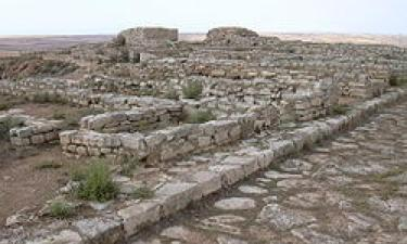 Yacimiento arqueológico del Cabezo de Alcalá