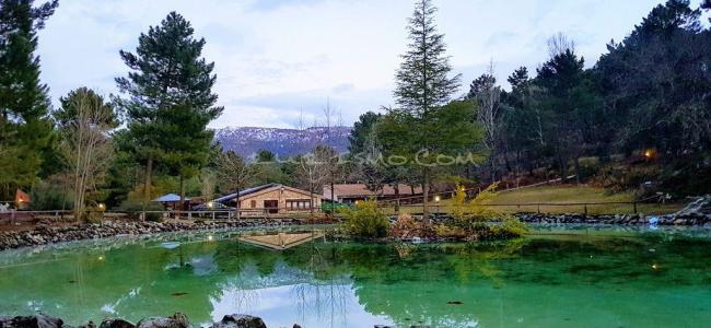 foto El Lagunazo. Parque natural Río Mundo