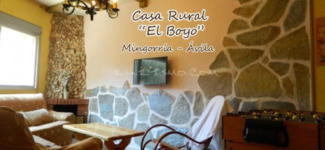 foto Casa Rural El Boyo