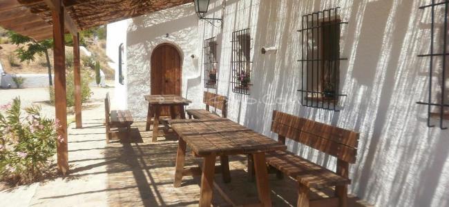 foto Casa Cueva negratin