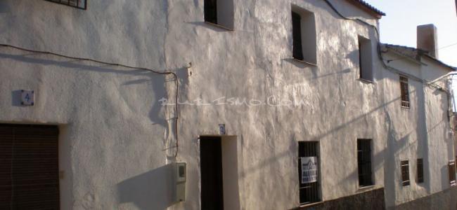 Casa Rural Casa Real de Agron.