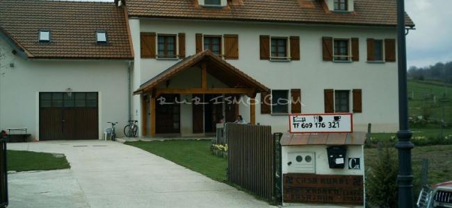 foto Casa Rural Gertxada Basajaun
