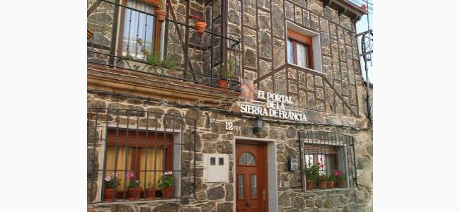 foto Casa Rural El Portal de la Sierra de Francia