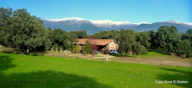 foto Casa rural el Roblon