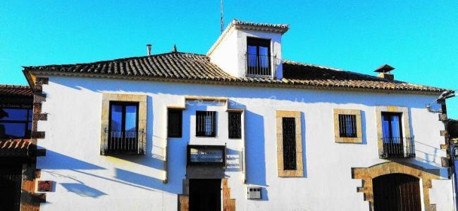 foto Hotel rural Palacio de Monfarracinos